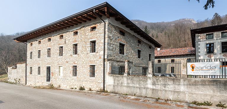 Interni Casa Melograno 1a