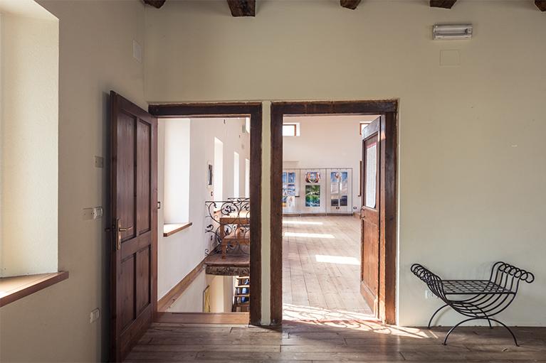 Interni Casa Melograno 1c