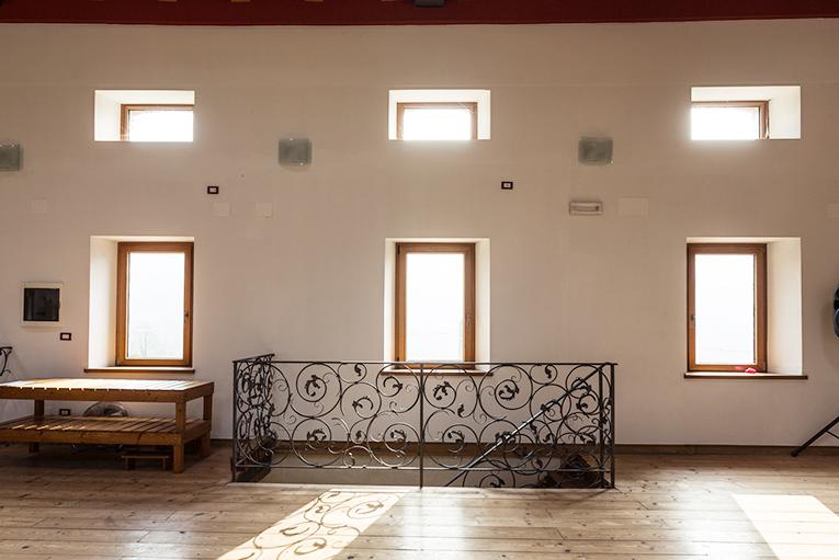 Interni Casa Melograno 1e