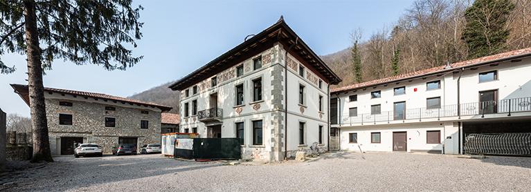 Ristrutturazione Villa Cedri 1a