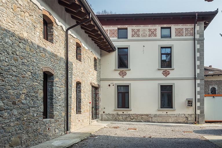 Ristrutturazione Villa Cedri 1b