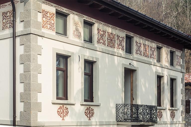 Ristrutturazione Villa Cedri 1c